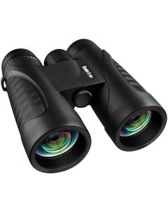 Koolertron Binoculars, 12x42 High Power Binoculars, Equipped With Clear Bak-4 Prism FMC Lens, Suitable For Bird Watching, Outdoor Travel, Hunting, Concert and Football, Waterproof